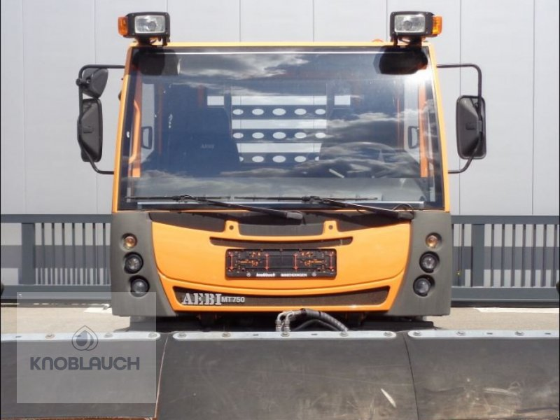 Transportfahrzeug типа Aebi MT 750, Neumaschine в Immendingen (Фотография 2)