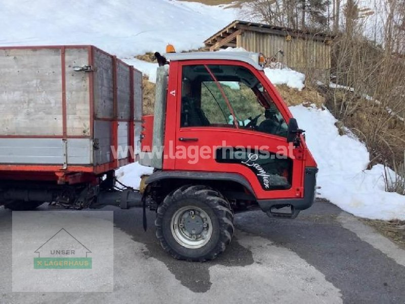 Transportfahrzeug typu Aebi TP 420, Gebrauchtmaschine w Schlitters (Zdjęcie 1)