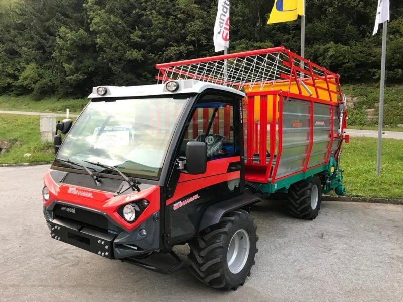 Transportfahrzeug des Typs Aebi Transporter TP 410, Neumaschine in Burgkirchen (Bild 1)