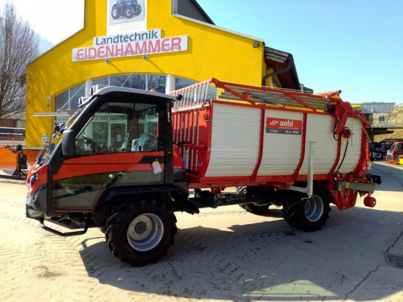 Transportfahrzeug типа Aebi Transporter TP 410, Neumaschine в Burgkirchen (Фотография 1)