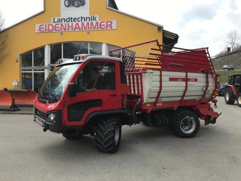 Transportfahrzeug типа Aebi Transporter TP 460, Gebrauchtmaschine в Burgkirchen (Фотография 1)