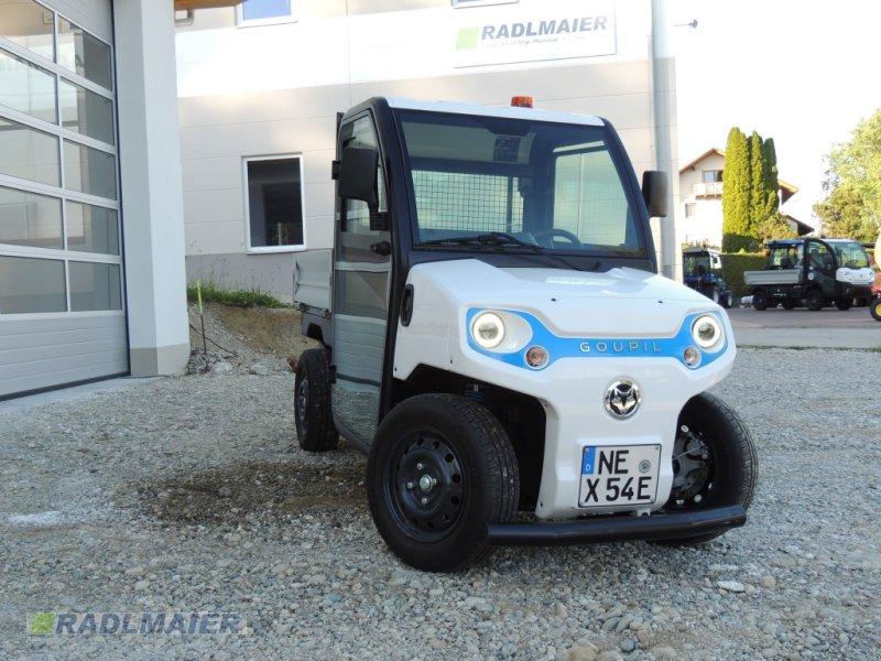 Transportfahrzeug des Typs Goupil G2, Neumaschine in Babensham (Bild 1)