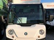 Transportfahrzeug des Typs Goupil G4, Ausstellungsmaschine in Regensdorf