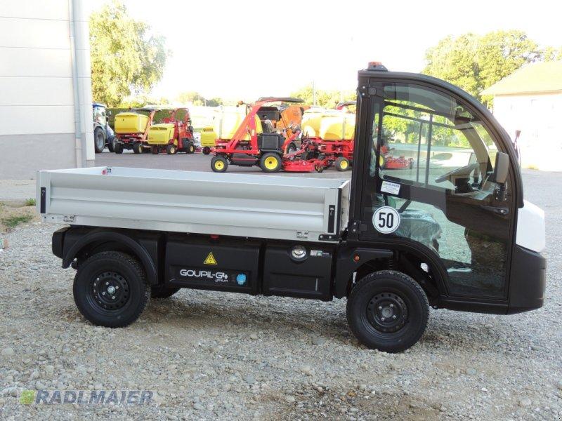 Transportfahrzeug typu Goupil G4, Neumaschine v Babensham (Obrázok 3)