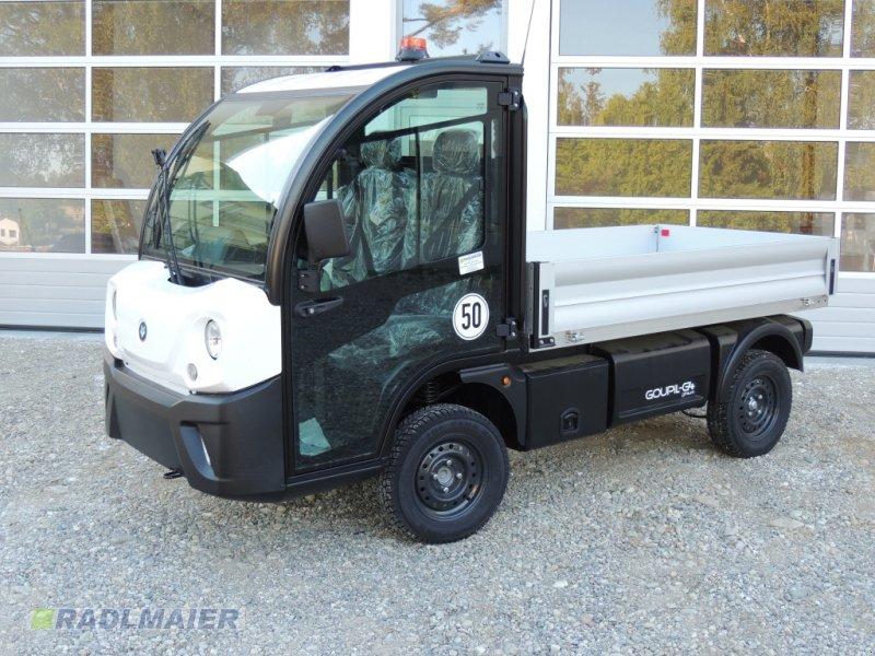 Transportfahrzeug typu Goupil G4, Neumaschine v Babensham (Obrázok 4)