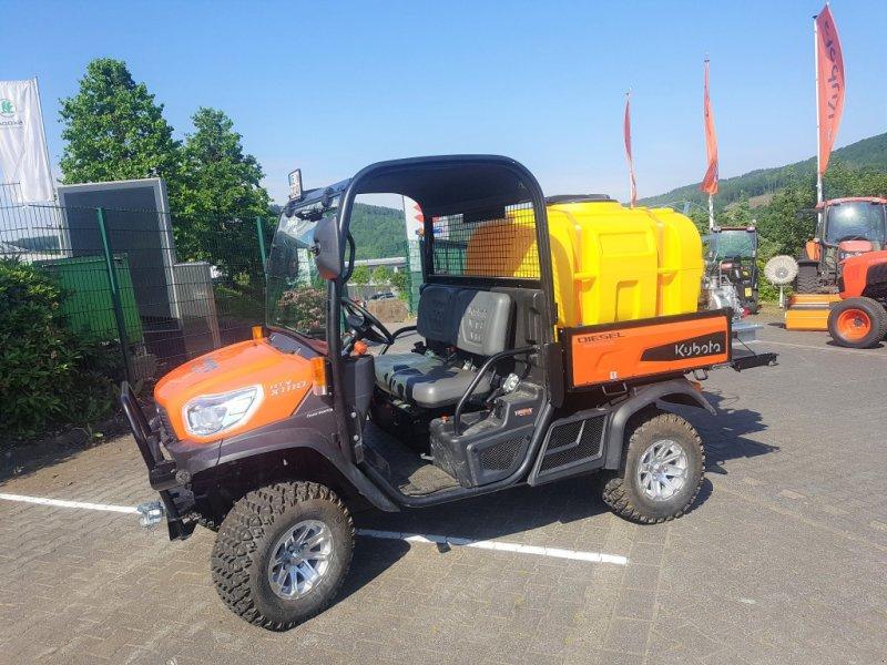 Transportfahrzeug des Typs Kubota RTVX 1110 incl Bewässerung ab 0,0%, Neumaschine in Olpe (Bild 1)