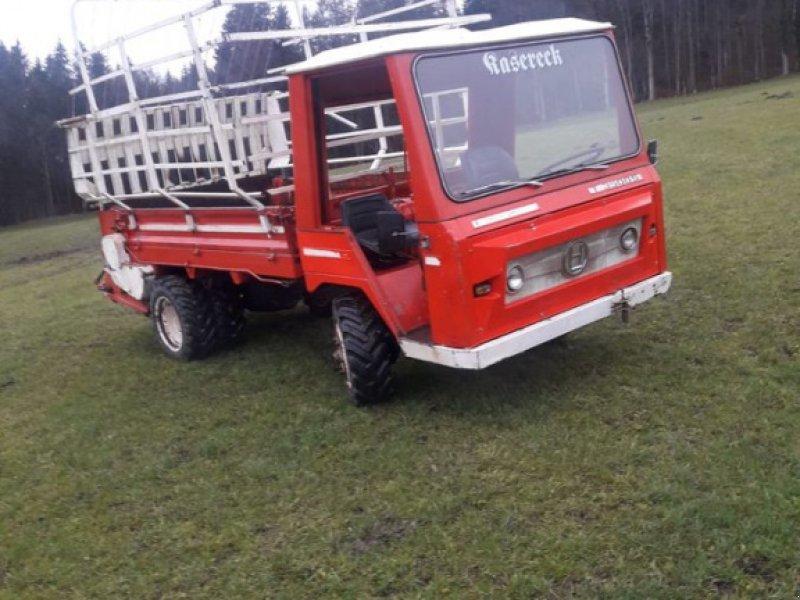 Transportfahrzeug des Typs Lindner T3500S, Gebrauchtmaschine in Adnet (Bild 1)