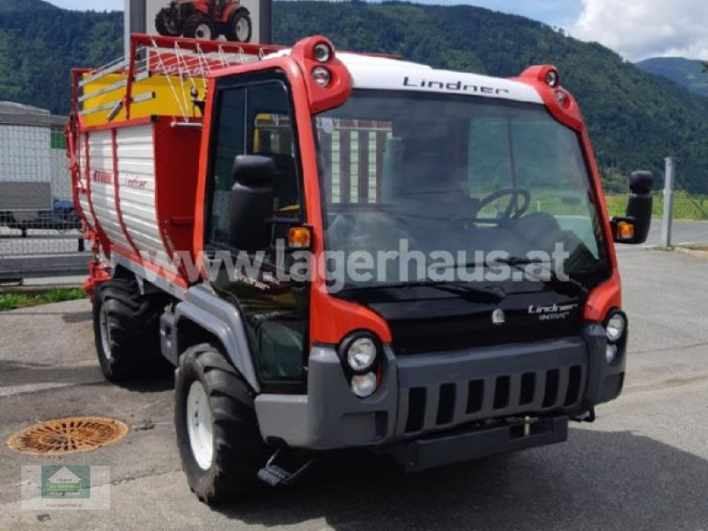 Transportfahrzeug типа Lindner UNITRAC 102, Gebrauchtmaschine в Klagenfurt (Фотография 1)