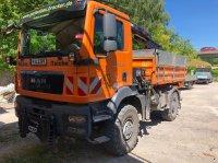 LKW Kipper TGM Transportfahrzeug
