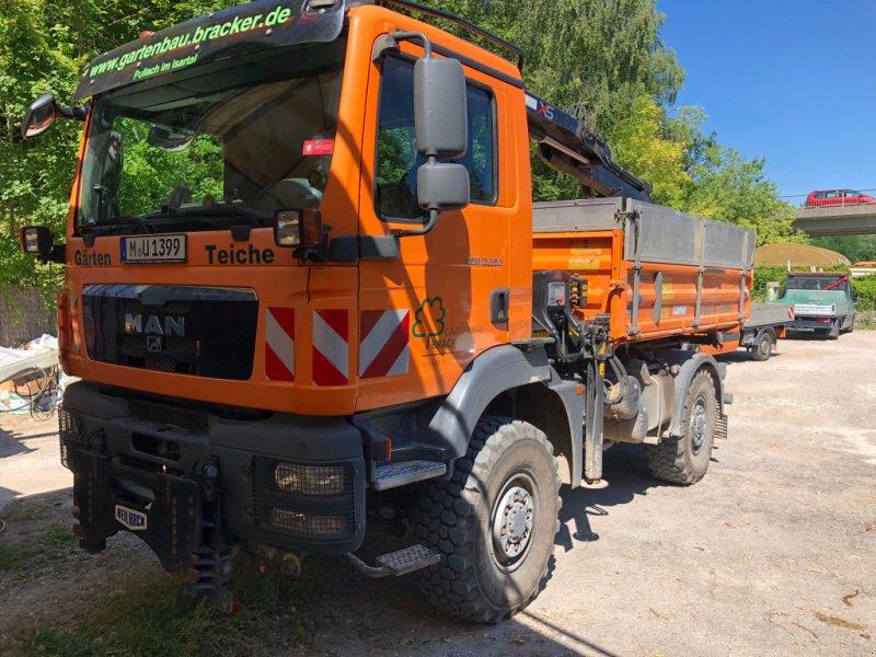 Transportfahrzeug typu LKW Kipper TGM, Gebrauchtmaschine v Pullach (Obrázok 1)