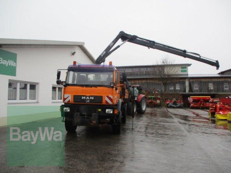 Transportfahrzeug des Typs MAN LE 18.280, Gebrauchtmaschine in Schönau b.Tuntenhausen (Bild 3)