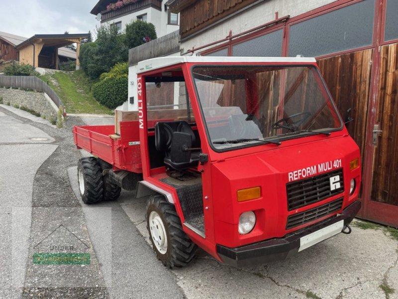 Transportfahrzeug типа Reform Muli 401, Gebrauchtmaschine в Schlitters (Фотография 1)