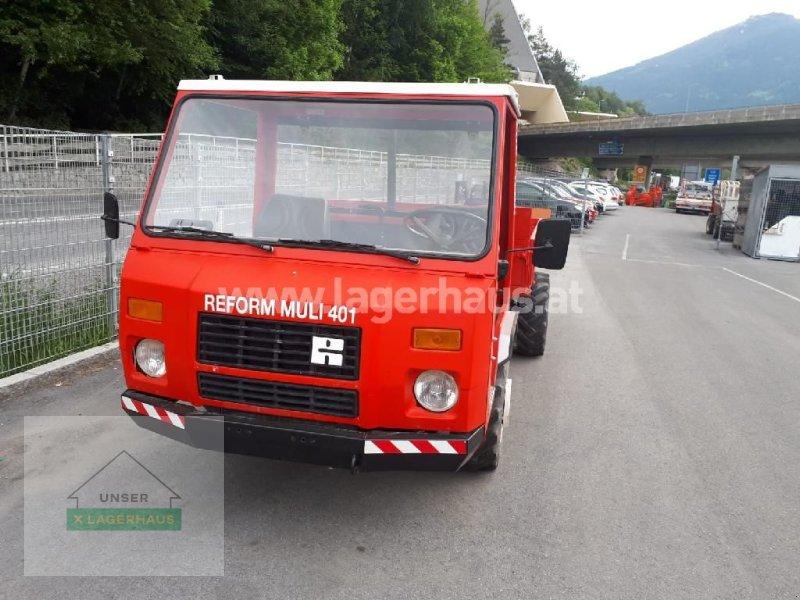 Transportfahrzeug des Typs Reform MULI 401, Gebrauchtmaschine in Grins (Bild 2)