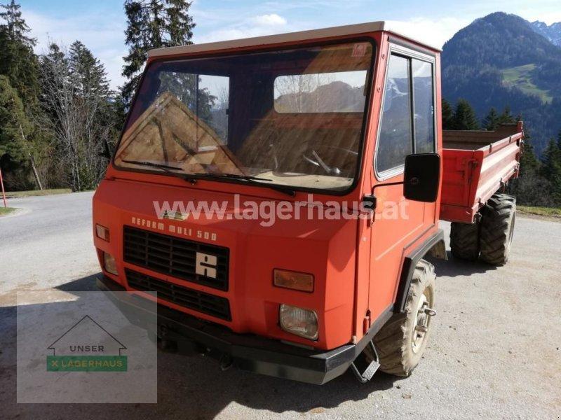 Transportfahrzeug des Typs Reform MULI 500, Gebrauchtmaschine in Schlitters (Bild 1)