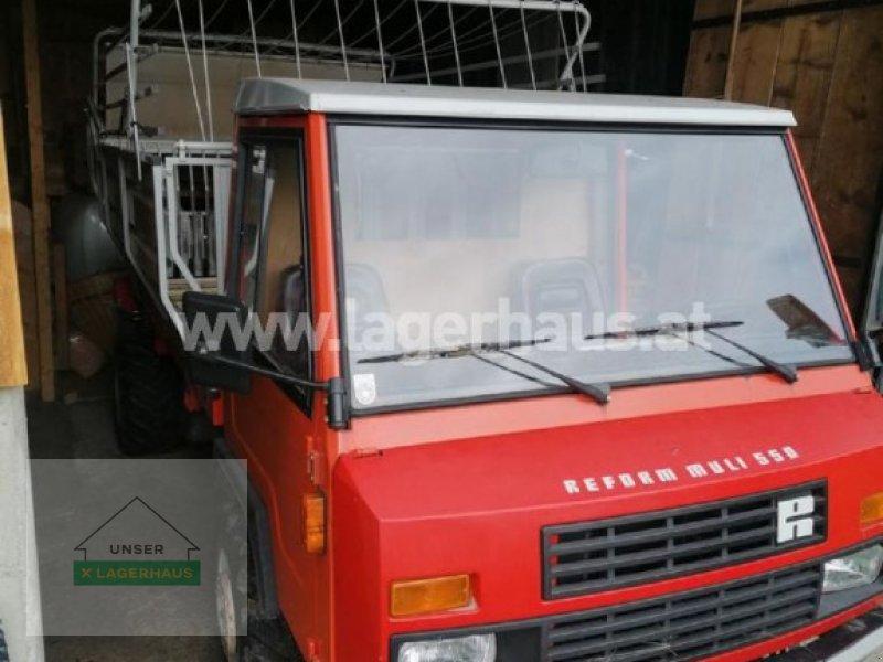 Transportfahrzeug типа Reform MULI 550, Gebrauchtmaschine в Schlitters (Фотография 1)