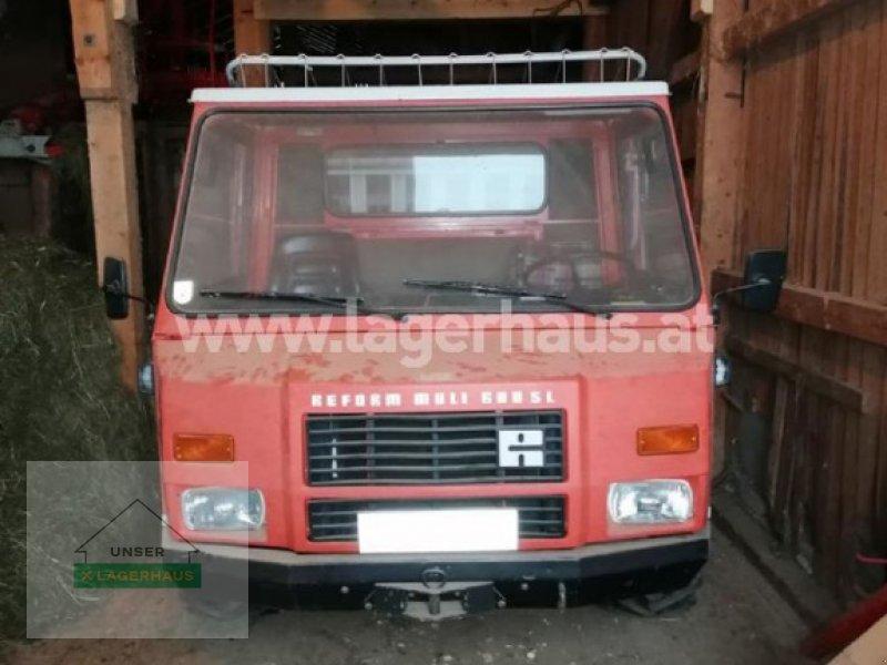 Transportfahrzeug des Typs Reform MULI 600 SL, Gebrauchtmaschine in Schlitters (Bild 1)