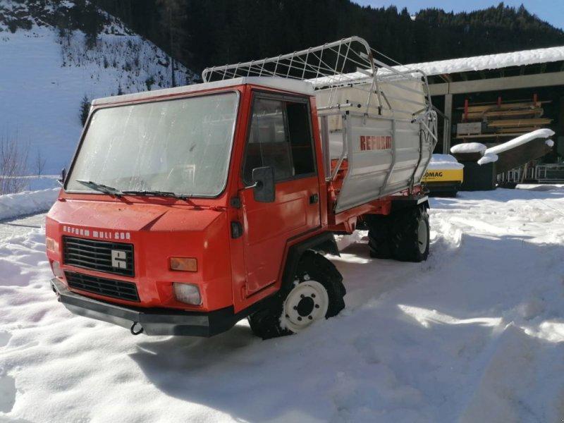 Transportfahrzeug des Typs Reform Muli 600, Gebrauchtmaschine in Saalfelden (Bild 1)
