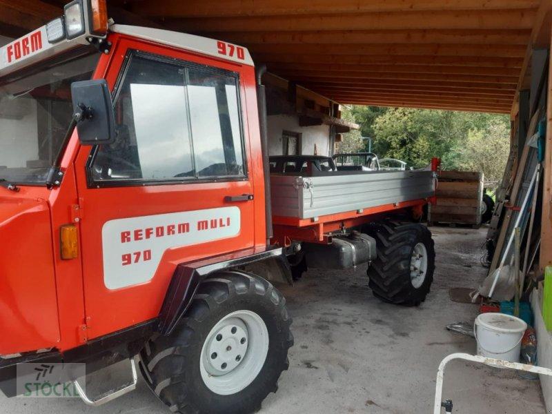 Transportfahrzeug типа Reform Muli 970, Gebrauchtmaschine в Westendorf (Фотография 1)
