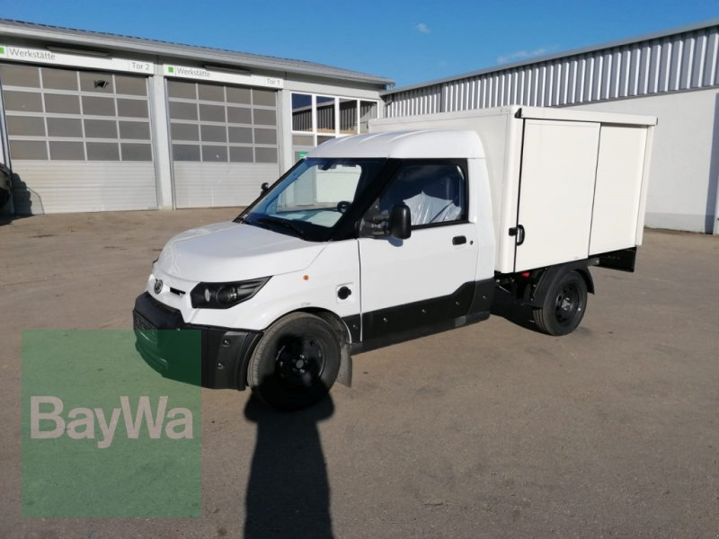 Bild Streetscooter Work Box 40 kWh