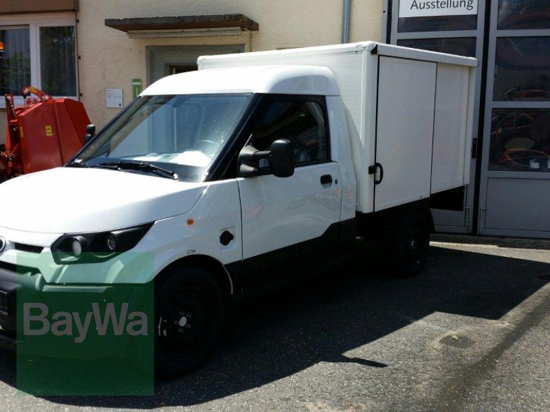 Transportfahrzeug des Typs Streetscooter Work Box, Neumaschine in Feldkirchen (Bild 1)