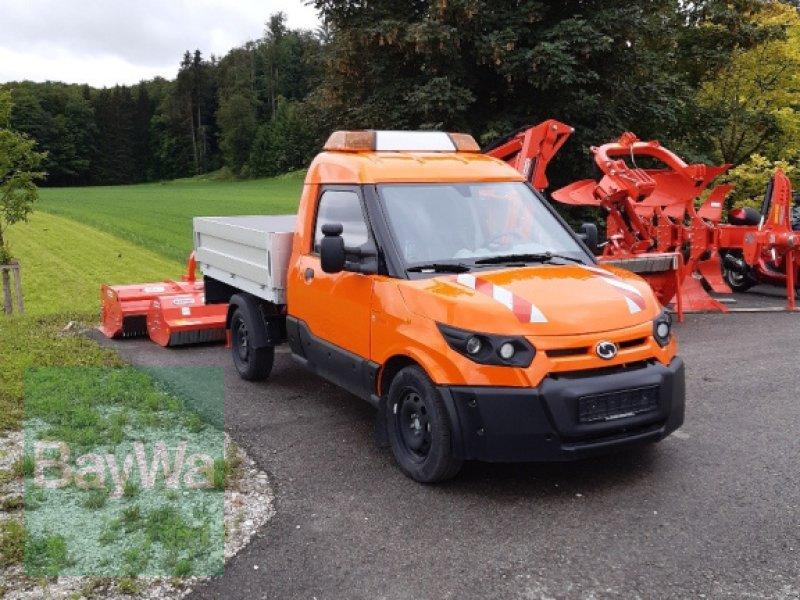 Transportfahrzeug des Typs Streetscooter Work Pickup, Neumaschine in Feldkirchen (Bild 3)