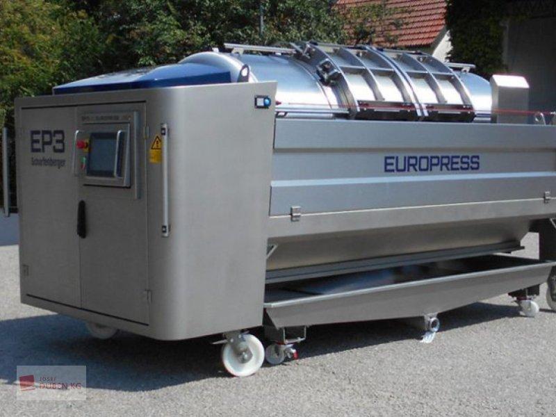 Traubenpresse типа Scharfenberger Europress EP3, Neumaschine в Ziersdorf (Фотография 1)