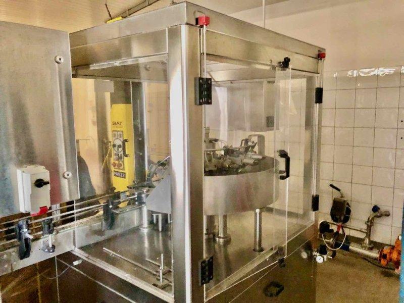 Traubenpresse a típus Sonstige - POGGIO - Rinceuse 12 becs, Gebrauchtmaschine ekkor: ORANGE (Kép 1)
