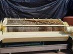 Traubenpresse des Typs Willmes 1000 in sand am main