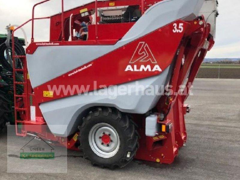 Traubenvollernter типа ALMA SELECTA 3.5, Gebrauchtmaschine в Wagram (Фотография 1)