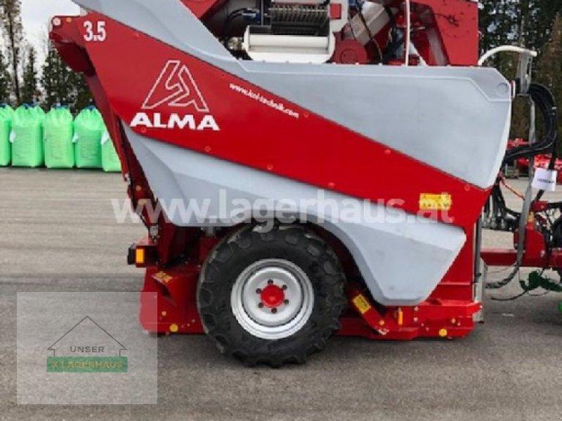 Traubenvollernter типа ALMA SELECTA 3.5, Gebrauchtmaschine в Wagram (Фотография 6)