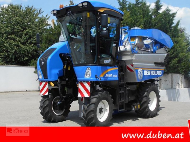 Traubenvollernter типа Braud 9050L, Neumaschine в Ziersdorf (Фотография 1)