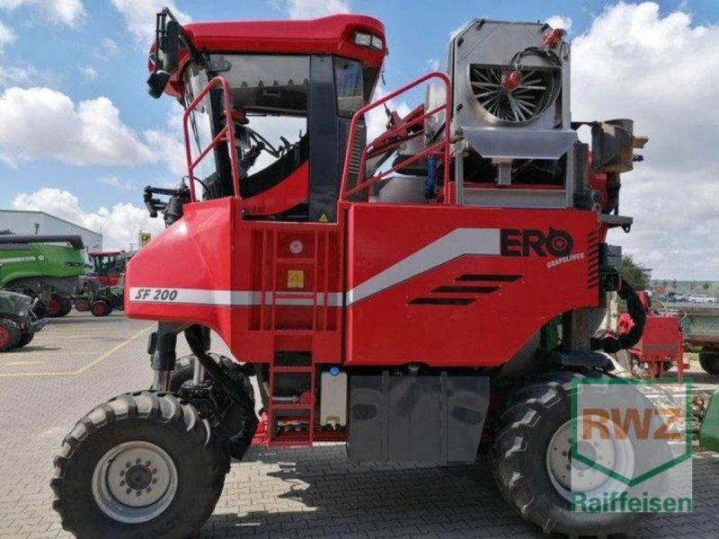 Traubenvollernter типа Ero SF 200, Gebrauchtmaschine в Saulheim (Фотография 3)