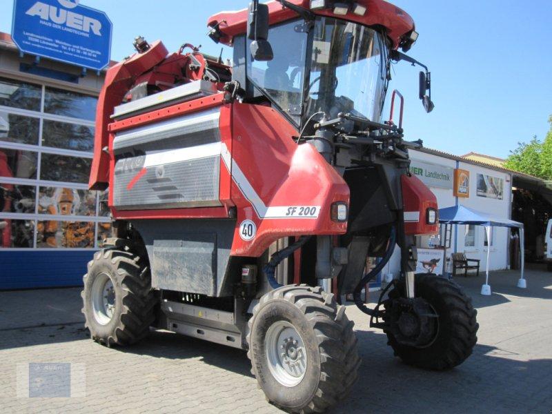Traubenvollernter des Typs Ero SF 200, Gebrauchtmaschine in Lörzweiler (Bild 1)