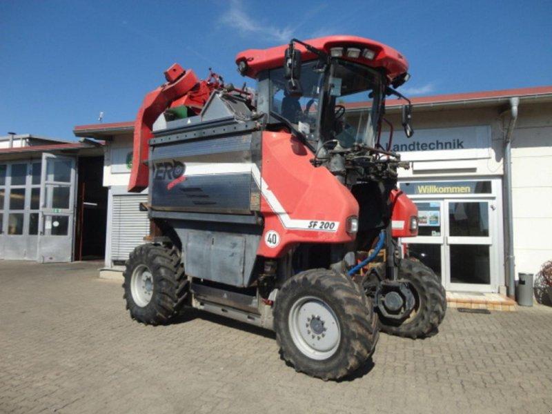 Traubenvollernter типа Ero SF200, Gebrauchtmaschine в Kandern-Tannenkirch (Фотография 1)