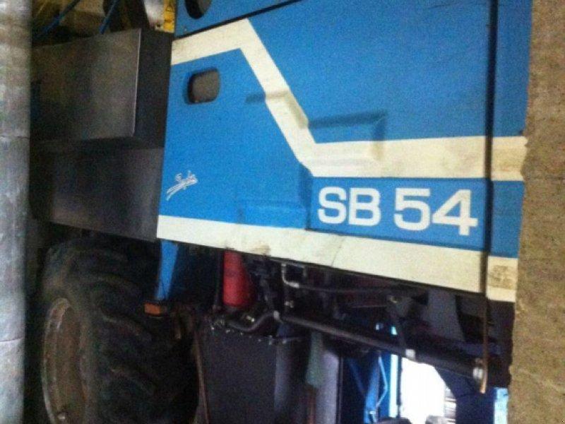 Traubenvollernter типа New Holland Machine à vendanger SB 54 New Holland, Gebrauchtmaschine в roynac (Фотография 6)