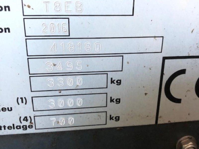 Traubenvollernter типа Pellenc 8035 gezogen, Gebrauchtmaschine в Niederkirchen (Фотография 8)