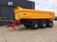 VGM (Van Ginkel machines) ZK30-2 Tridem-Schwerlast-Muldenkipper **kurzfristig verfügbar!** Tridemkipper