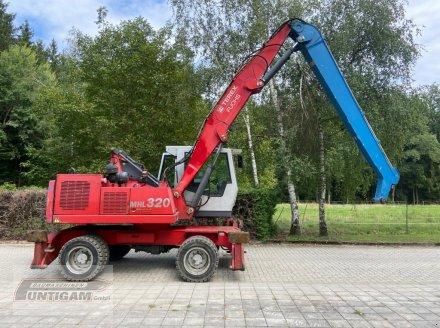 Fuchs MHL 320 Umschlagbagger