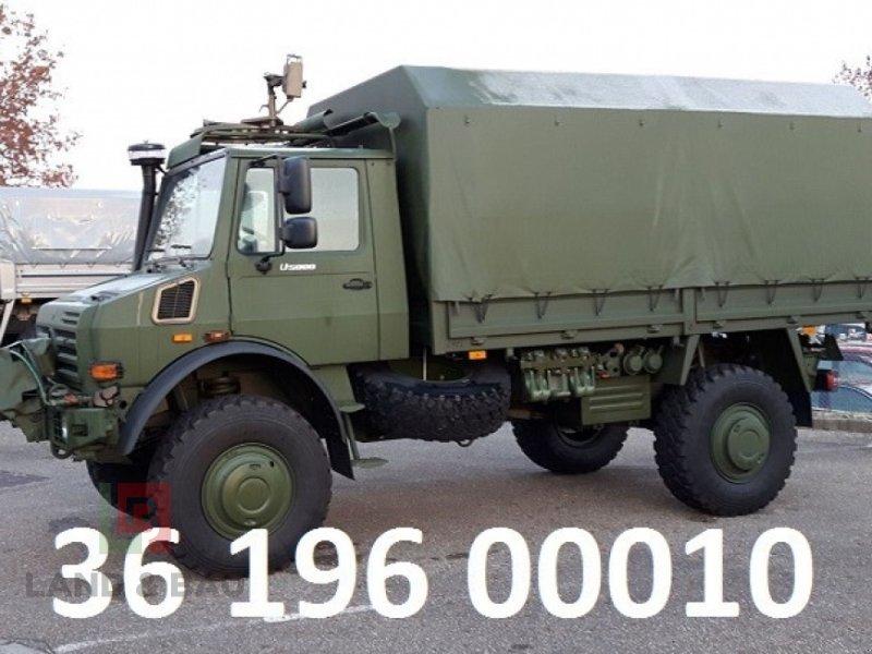 Unimog a típus Daimler-Benz Mercedes-Benz Unimog U 5000, Vorführmaschine ekkor: Rendsburg (Kép 1)