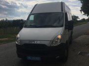 Iveco Daily 35 C 130 Kastenwagen Unimog