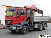 MAN TGS 33.440 6X4 BB / PALFINGER PK16502 / MEILLER Unimogs