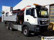 MAN TGS 33.460 6X4 BB / PK18002EH-C / MEILLER-Dreis. Универсальный грузовик-вездеход Unimog