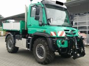 Unimog of the type Mercedes-Benz U 430 Agrar, Gebrauchtmaschine in Heimstetten