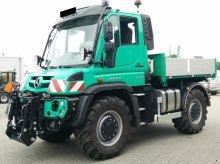 Mercedes-Benz U 430 Agrar Универсальный грузовик-вездеход Unimog