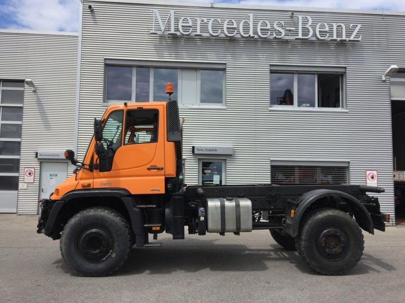Unimog typu Mercedes-Benz U 500 L, Gebrauchtmaschine w Heimstetten (Zdjęcie 2)
