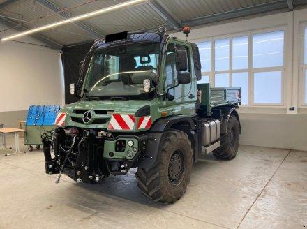 Mercedes-Benz U 529 Agrar Универсальный грузовик-вездеход Unimog