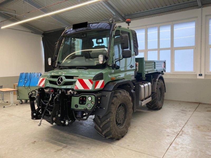 Unimog des Typs Mercedes-Benz U 529 Agrar, Gebrauchtmaschine in Heimstetten (Bild 1)