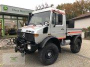 Unimog des Typs Mercedes-Benz U1400  TÜV neu, Bremsen neu, Gebrauchtmaschine in Rubenow OT Groß Ernsthof