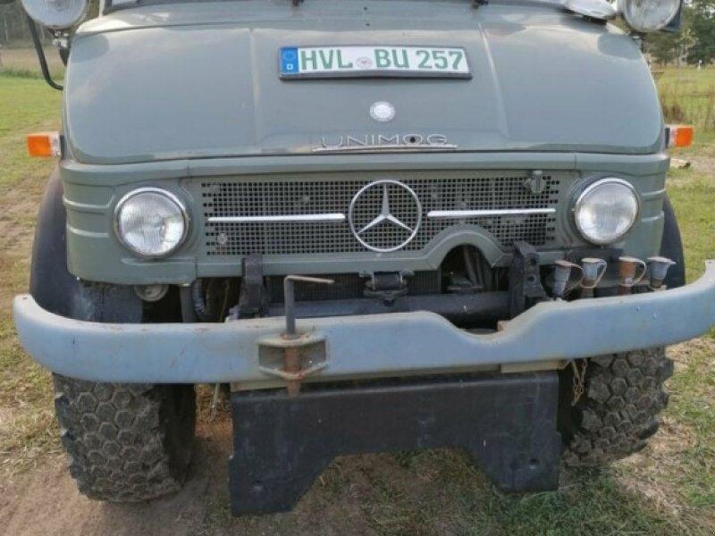 Unimog tip Mercedes-Benz Unimog 406, Gebrauchtmaschine in Gollenberg OT Neuwerder (Poză 1)