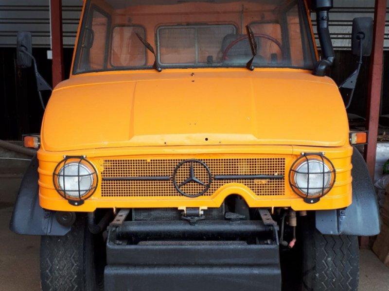 Unimog tip Mercedes-Benz Unimog 406, Gebrauchtmaschine in Wien (Poză 1)